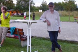 2016 - Boule Turnier